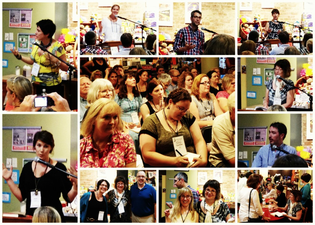 Booktopia Asheville 2014
